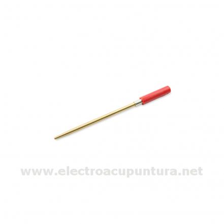 Electrodo varilla
