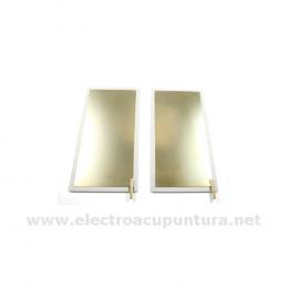 Electrodos placa para pies