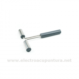 Electrodo rodillo doble