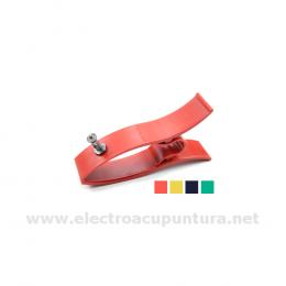 Electrodo pinza